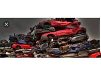 Best prices paid for scrap cars vans jeeps!!!