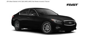 2014 INFINITI Q50 WINTER RIMS & TIRE COMBO ALL MAKES & MODELS AVAILABLE