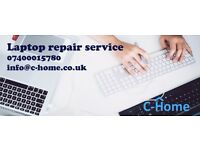 Laptop/PC software & hardware repair and maintenance in East London.