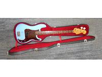 For sale Fender Precision Bass, USA (1978-9)