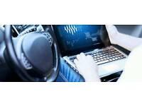 Vw Audi Seat Skoda car engine diagnostics reading clearing faults warning lamps