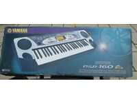 Yamaha PSR160 49-Note Portable Electronic Keyboard