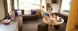 3 BEDROOM STATIC CARAVAN FOR SALE ON PET FRIENDLY 12 MONTH HOLIDAY PARK