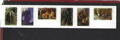 New Zealand sc#1761a (2001) Pane  Self-Adhesive
