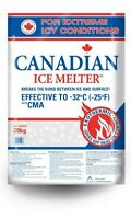 CANADIAN ICE MELTER