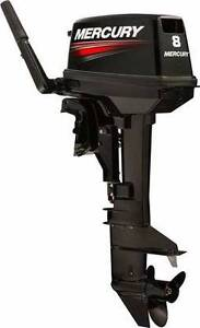 8 hp Mercury Outboard BRAND NEW Coorparoo Brisbane South East Preview