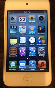 iPod touch 4th genearion 16GB only $65