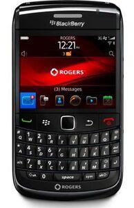 Rim BlackBerrry Bold 9780 Rogers or Telus 3G Smartphone