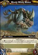 Wooly White Rhino