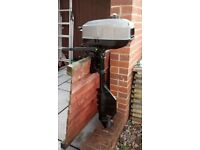 MARINER 3.3HP 2 STROKE OUTBOARD MOTOR , DINGHY DINGY TENDER RIB SIB FISHING BOAT