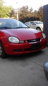 2002 Chrysler Neon 4door Sedan