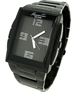 Kenneth Cole Mens Watch - KC3721GIP