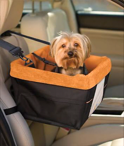 Dog Car Booster Seat Never Used - suit small dog Andrews Farm Playford Area Preview