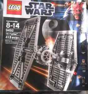 RETIRED LEGO Star Wars Tie Fighter (2012)