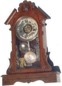 Waterbury Clock Ebay