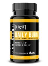 High T Envisions: Daily Burn - Fat Burning, Natural Weight Loss Supplement