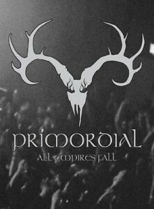 Primordial-All Empires Fall-2 cd/2dvd box set(new/ sealed) +