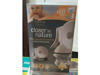Tommee Tippee Breast pump (new boxed)