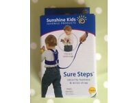 Sure Steps security harness