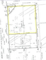 Residential Building Lot! 91 King St. Tiverton, ON