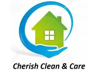 CHERISH CLEAN & CARE domestic house cleans and care assistant services