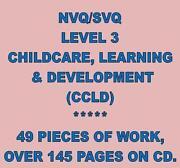 NVQ Childcare
