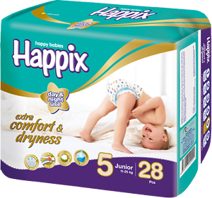 Happix Quality & Affordable Nappies - Free Sample Available Somerton Hume Area Preview