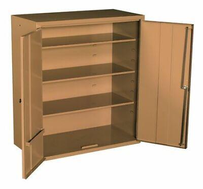Knaack 33 Jobsite Storage Cabinettool Box 36h X 32w X 16d Tan