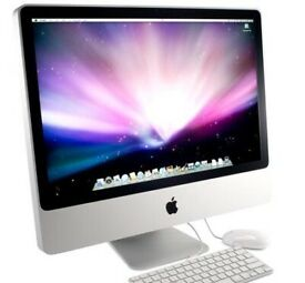 "iMac 24"" with Yamaha E403 keyboard midi"