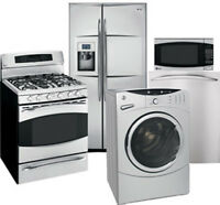 Installation of Appliances
