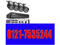new cctv camera system budget prices call today