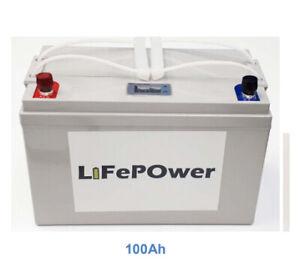 LIFEPO4 Lithium Batteries 12V, 24V OR 48V - NO TAX!