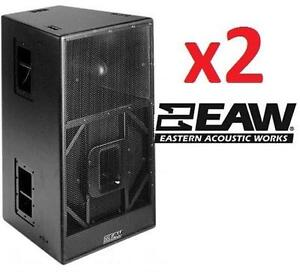 2 USED EAW KF650E LOUDSPEAKERS Musical Instruments  Gear          Pro Audio Equipment          Speaker 107066948
