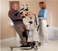 Invacare Reliant 350 Electric Patient Lift with 2 slings $1100