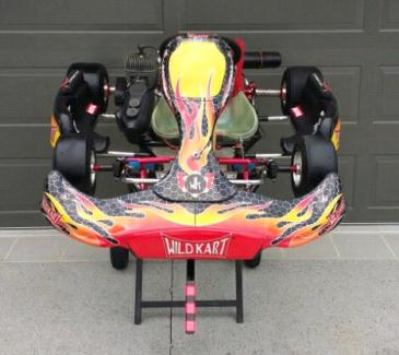 Go Kart Junior 100j Like New Upper Coomera Gold Coast North Preview