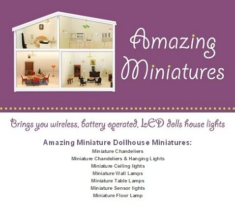Amazing Miniatures DollHouse Lights