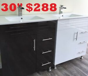 "30"" BATHROOM VANITY $288"