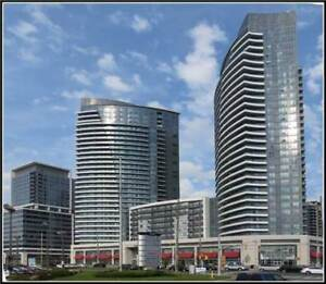 FOR RENT From Sept. 1, 1 Bdrm, Penthouse at Yonge/Steeles
