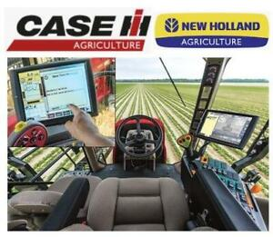 NEW CASE IH HOLLAND INTELLIVIEW 48126375 241501895 EQUIPMENT COLOR DISPLAY FRED II MONITOR