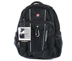 Swiss Gear - Laptop and Tablet Backpack With USB  17.3""