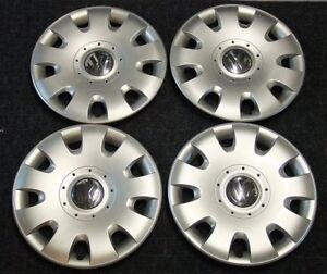 Genuine VW Wheel Covers