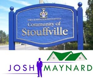 Are You Looking For A Home In Stouffville?