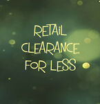 Retail Clearance For Less