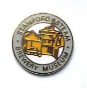 Brewery Pin Badges