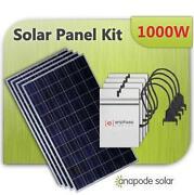 Solar Panel Kit 1000W