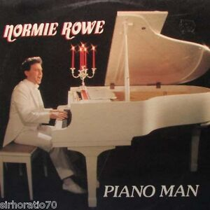 NORMIE-ROWE-Piano-Man-OZ-LP-1985