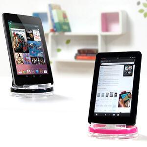 myrin-USB-Sync-Charge-Dock-Crown-Stand-for-Nexus7-amazon-kindle-fire-Black