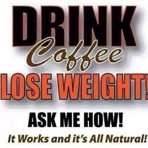 Lose Weight By Drinking Coffee