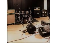 Commercial Property Required to house Music Rehearsal Rooms