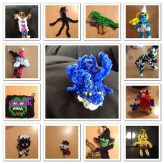 Loomed by Shazii and Friends Sales Inc Elizabeth Park Playford Area Preview